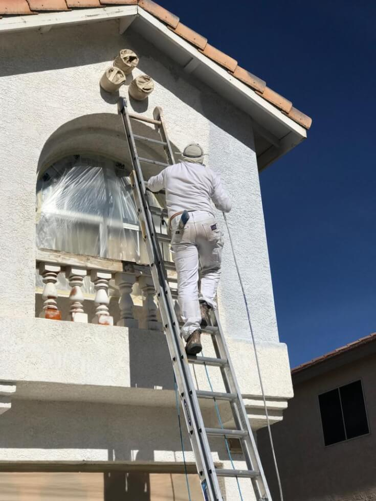 Painting Home Exterior